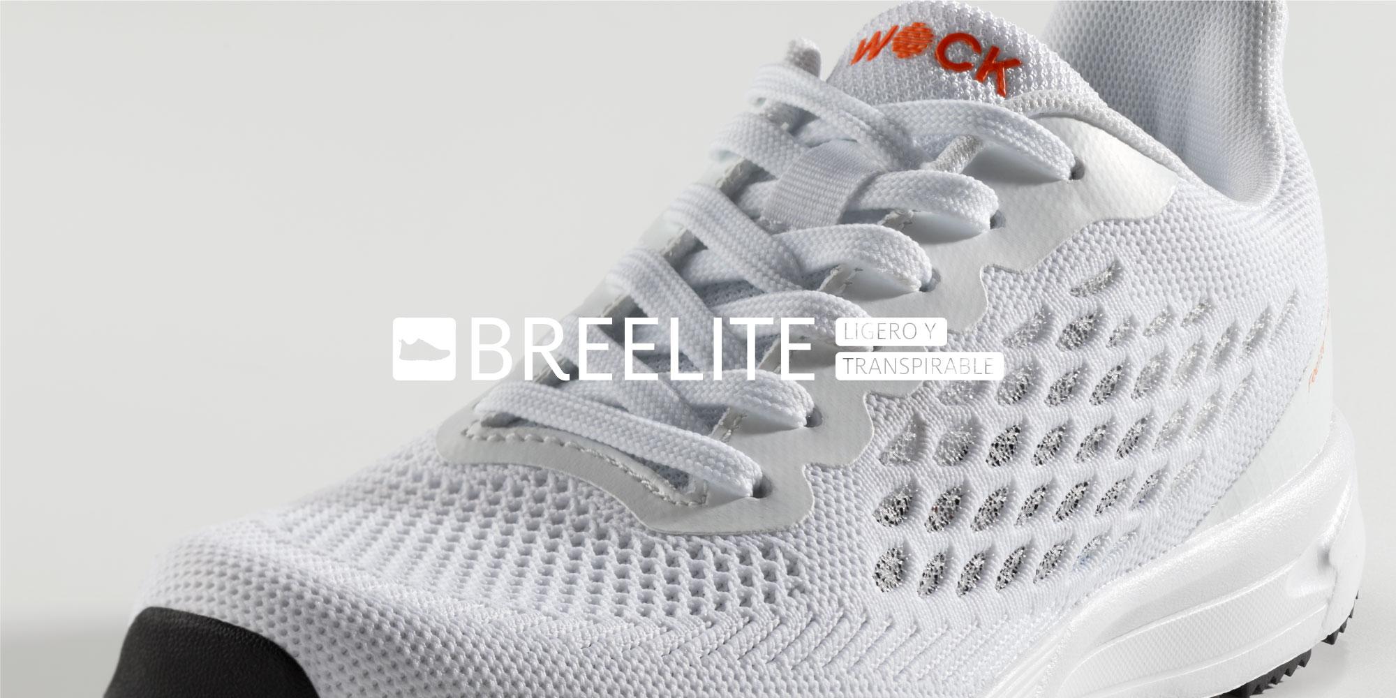Zapatillas de trabajo ligero y transpirable
