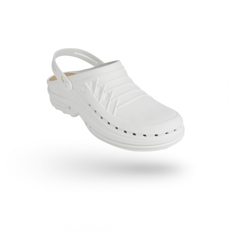 CLOG 10  w/ Strap with Walksoft™ Insole