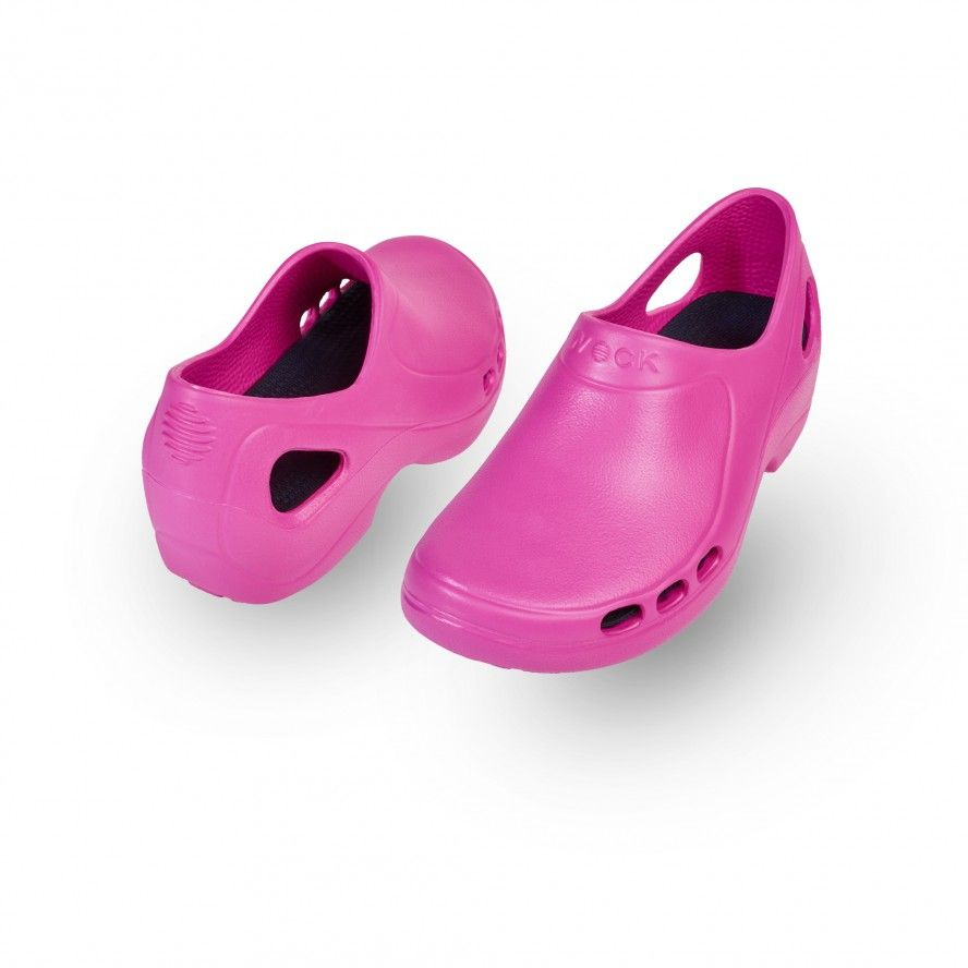 WOCK Pink Nursing/Work Shoes EVERLITE 07
