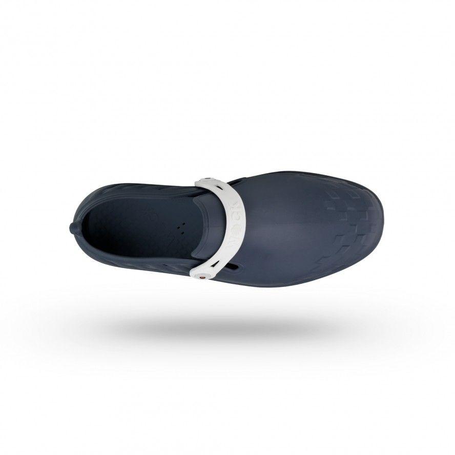 WOCK Sapatilha Profissional Confortável Azul Marinho NEXO 02