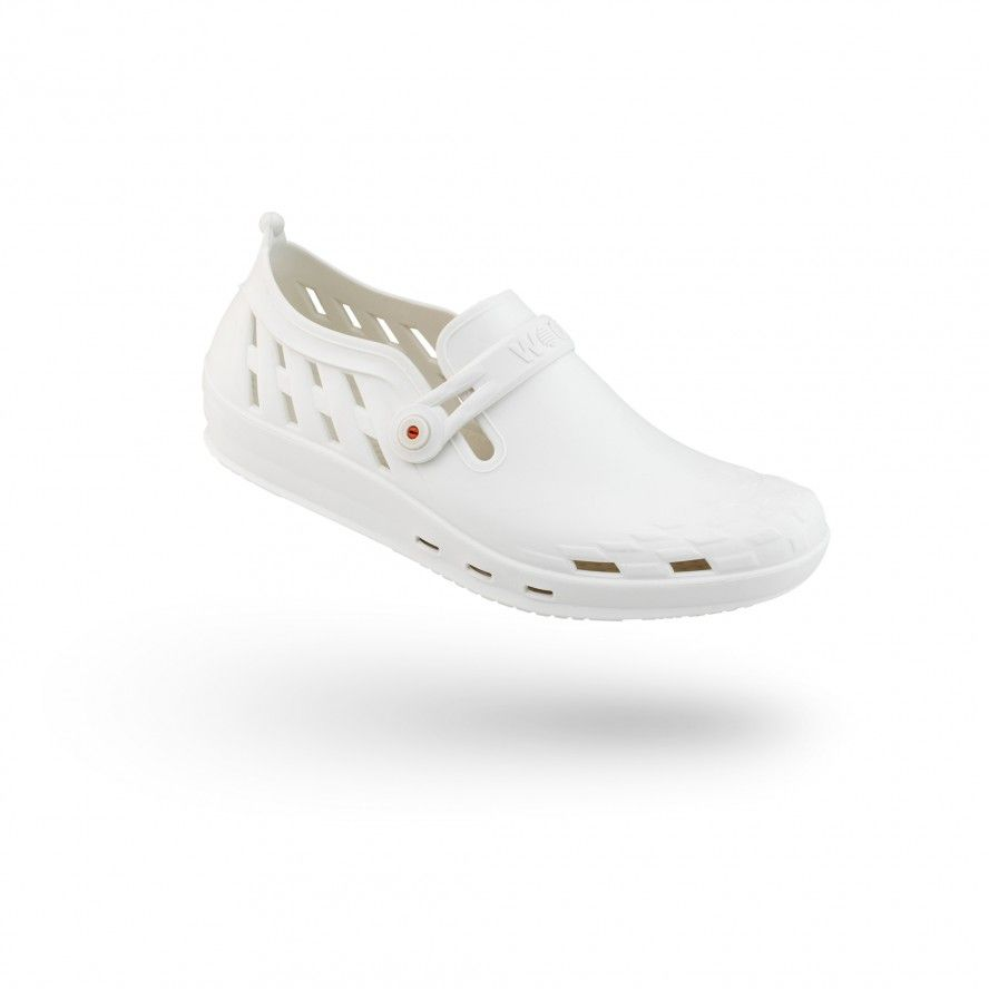 WOCK White Professional Work Sneakers NEXO 07