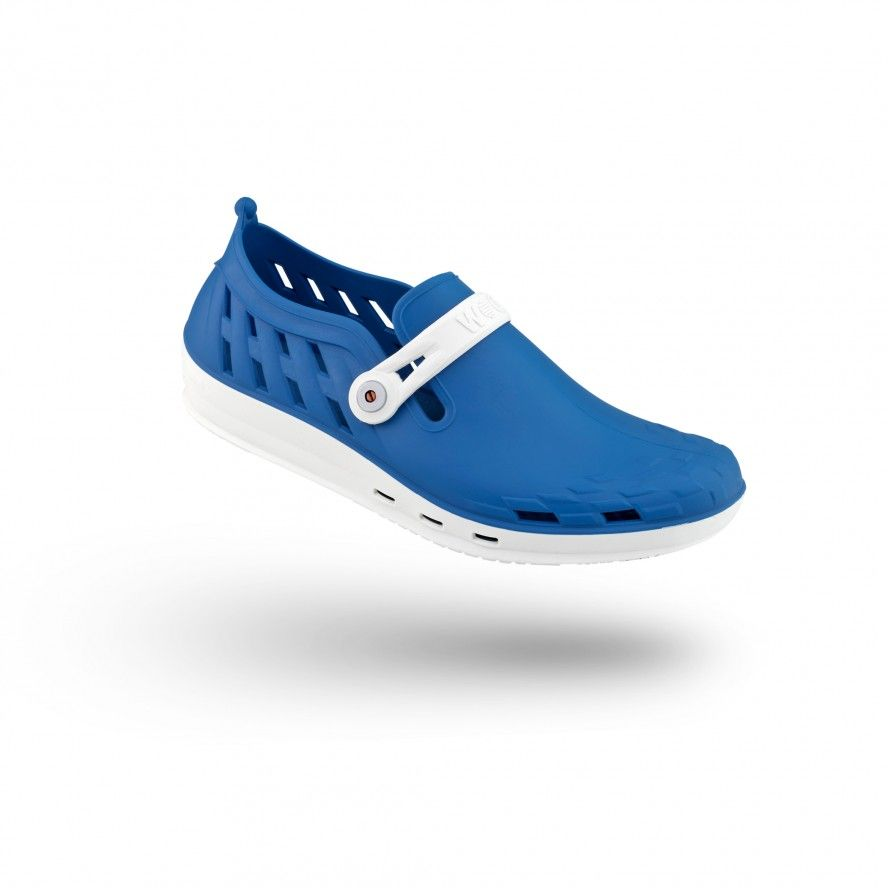 WOCK Medium Blue Professional Work Sneakers NEXO 06