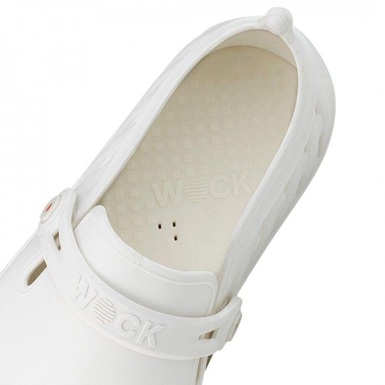 Palmilha Branca NEXO Steri-Tech™