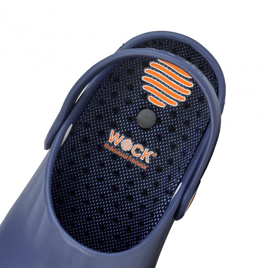 WOCK  Enjoy more comfort w/ the NUBE insole