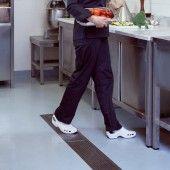 WOCK Sapatos de Cozinha ou Enfermagem Brancos EVERLITE PLUS 01