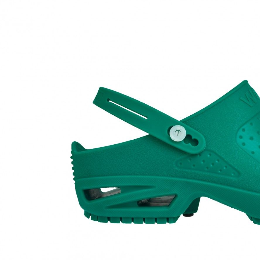 WOCK  BLOC Green Strap for greater comfort and safety