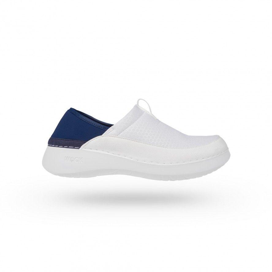 WOCK Zapatillas Ligeras de Trabajo Blancas Feel Flex 03