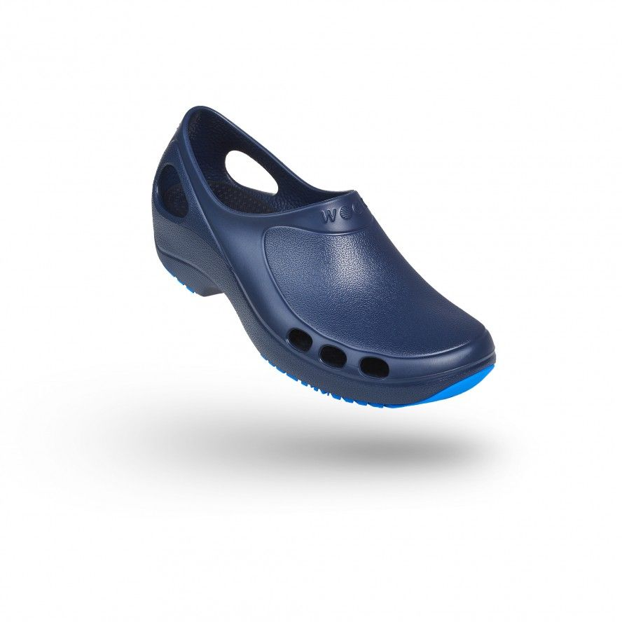 WOCK   EVERLITE PLUS 03 Work Non Slip and Lightweight Blue Shoes