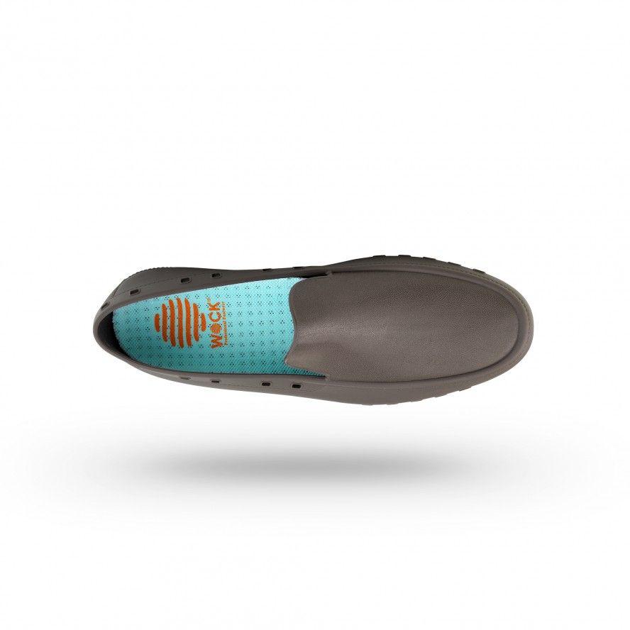 WOCK Zapatos Sanitarios Marrones Para Hombres Moc Man 02