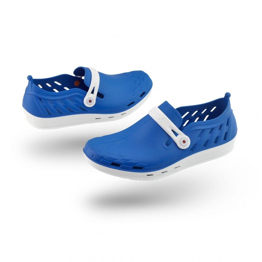 WOCK Zapatillas Profesionales Azul Medio Nexo 06