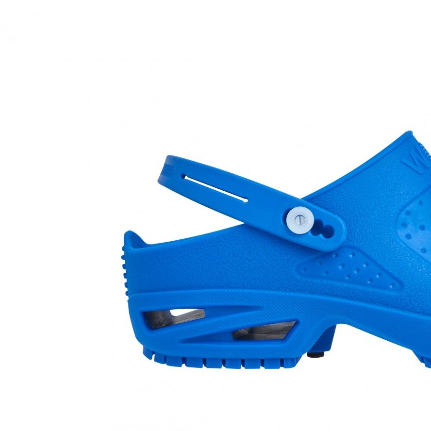 WOCK  BLOC Medium Blue Strap for greater comfort and safety