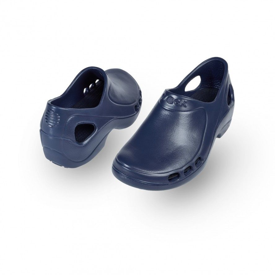 WOCK NavyBlue Nursing/Work Shoes EVERLITE 02
