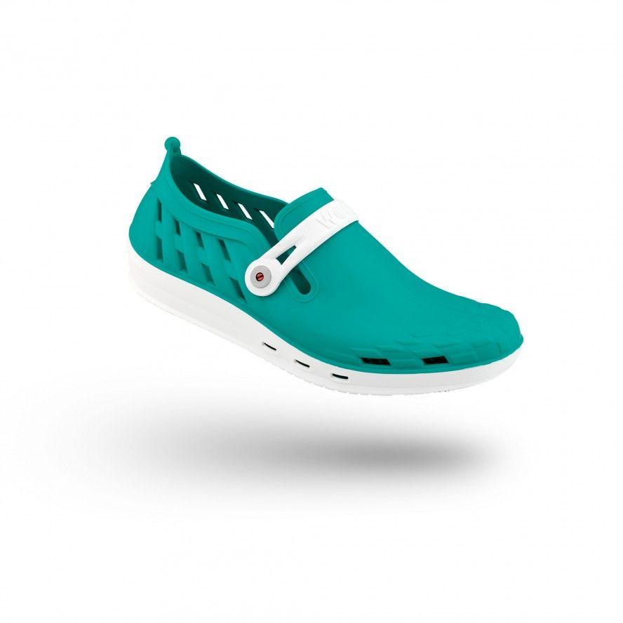 WOCK Zapatillas Profesionales Verdes Nexo 05