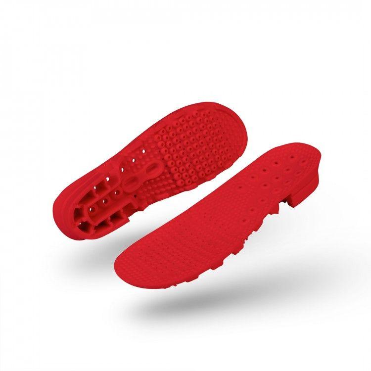 Plantilla Steri-Tech™ roja para CLOG