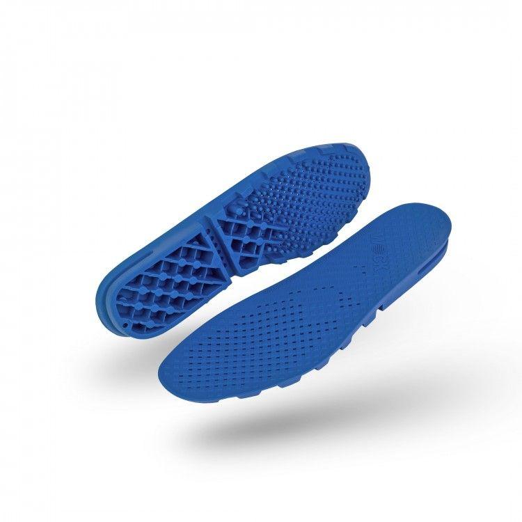 Plantilla Steri-Tech™ azul medio para NEXO
