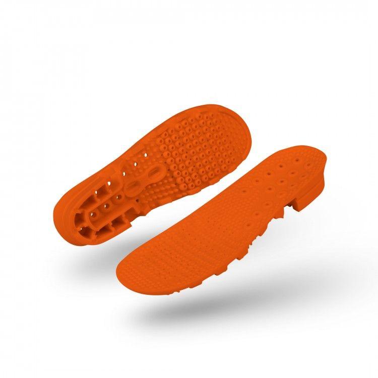 Plantilla Steri-Tech™ naranja para CLOG