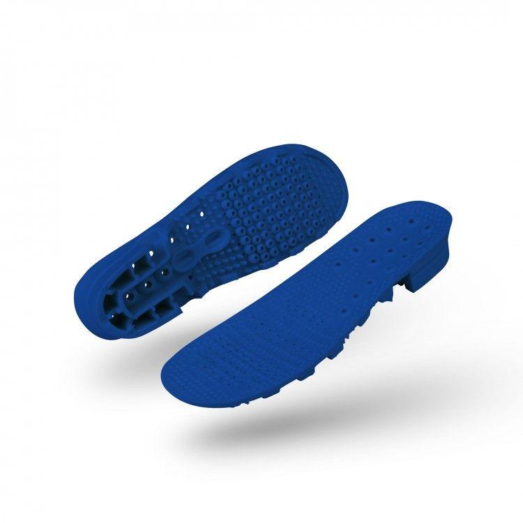 Plantilla Steri-Tech™ azul medio para CLOG