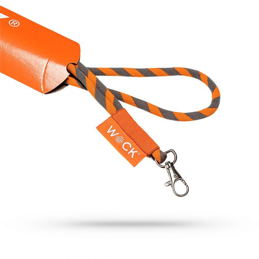 Lanyard Naranja WOCK
