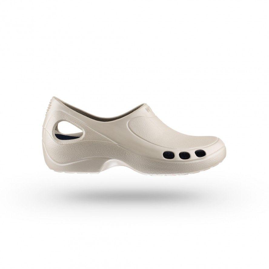 WOCK Grey Nursing/Work Shoes EVERLITE 10