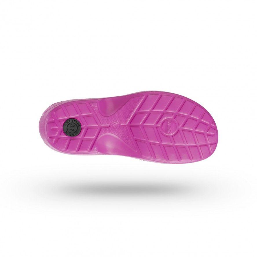 WOCK Pink Nursing/Work Shoes EVERLITE 07
