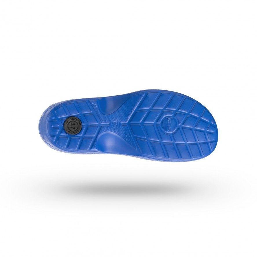 WOCK Blue Nursing/Work Shoes EVERLITE 01